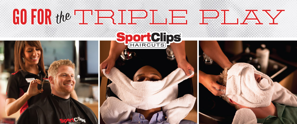 The Sport Clips Haircuts of Austin - Five Oaks Triple Play